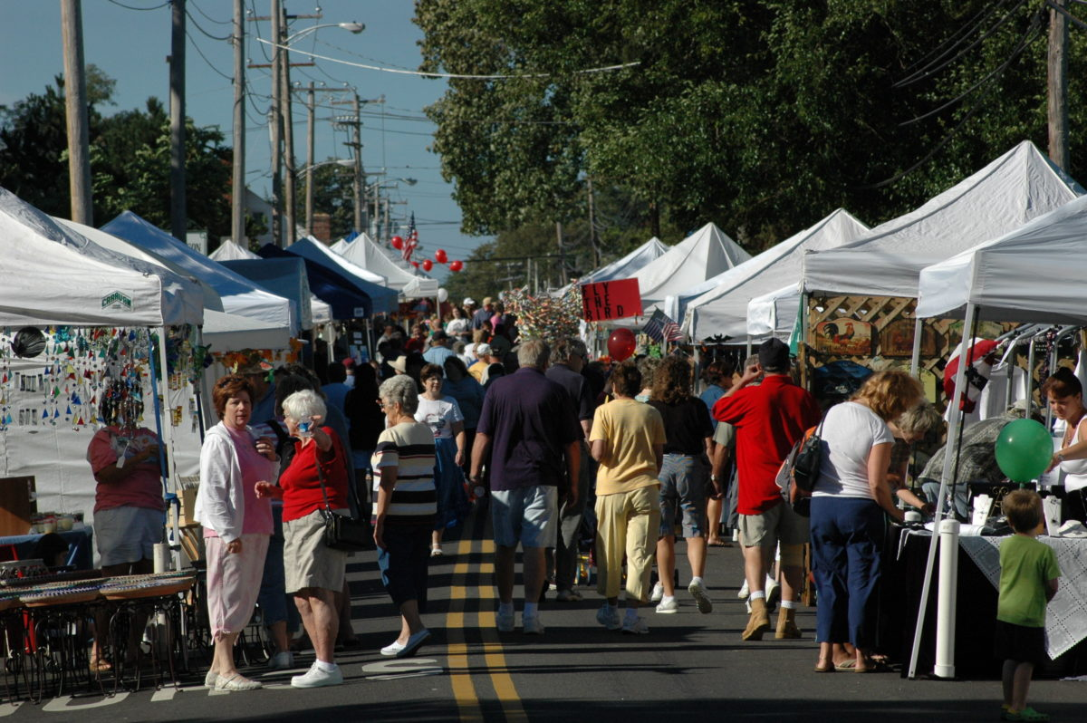 26th Annual Taste of the Mountains - Main Street Madison
