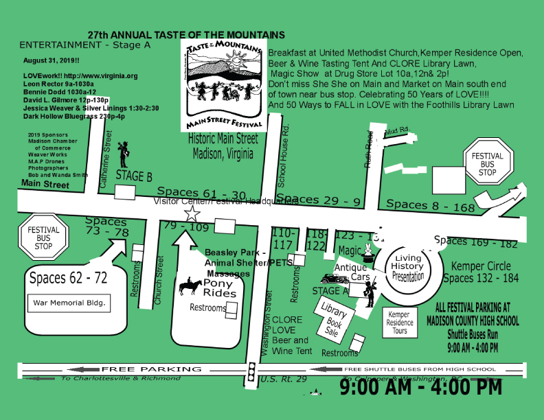 27th Annual Taste of the Mountains Main Street Festival on madison canada map, madison mn map, madison usa map, madison state map, madison ct map, madison west virginia map, madison ky map, madison al map, madison wv map, madison county map, madison wi map, madison ms map, madison wis map, madison texas map, madison nj map, madison co map, madison sd map, madison indiana map, madison fl map, madison ny map,